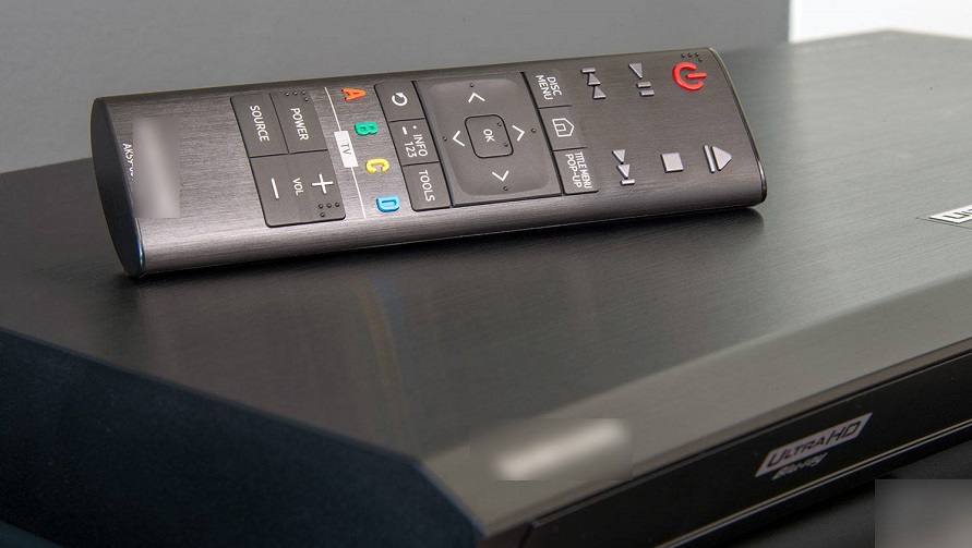 How to set up a Blu ray player