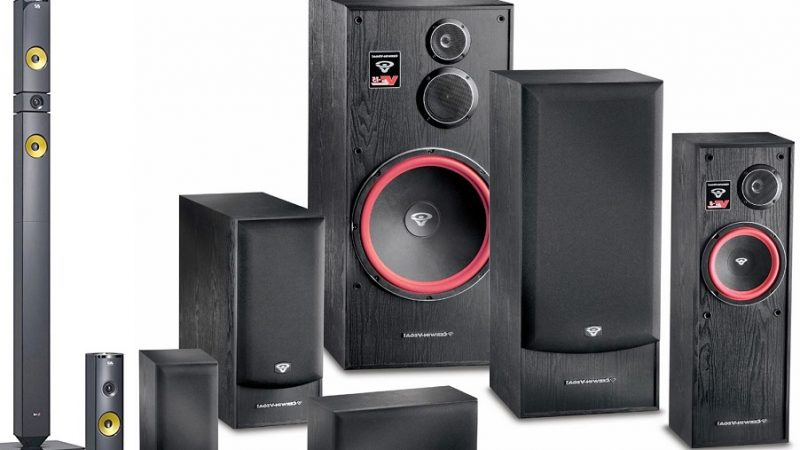 Does the size of a speaker matter?