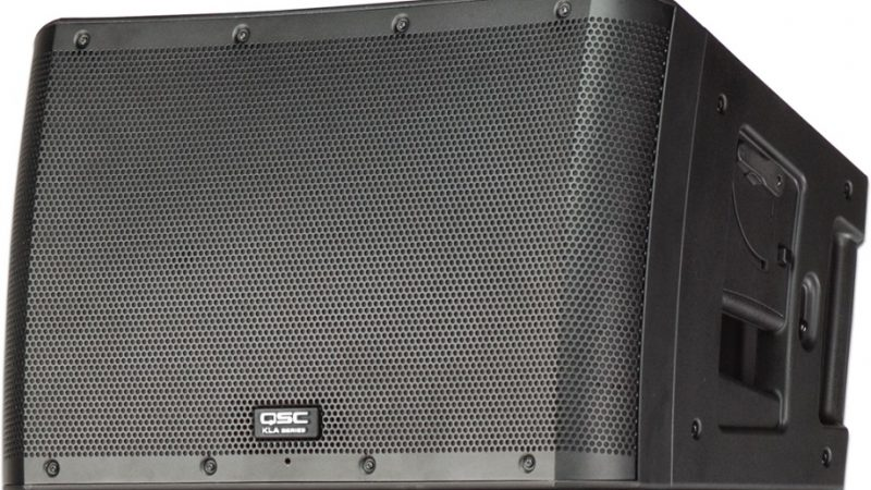 What is a passive subwoofer?
