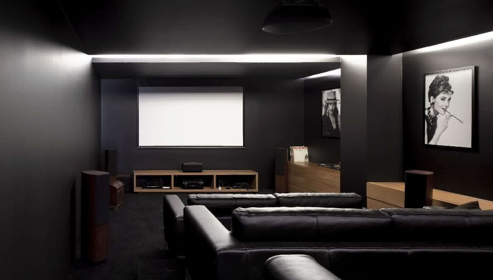 Best Wall Color For Home Theater Marc Andre Robinson